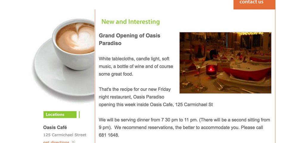 oasis-website